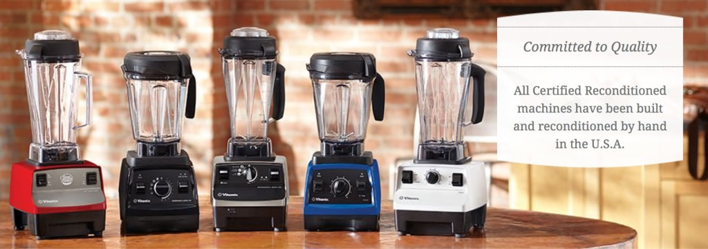 reconditioned blenders
